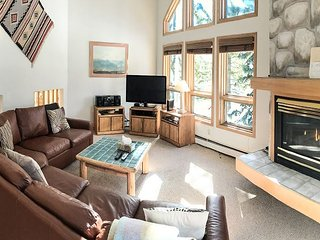Ledges Townhomes #D - 3 bedroom home is East Vail - Vail vacation rentals