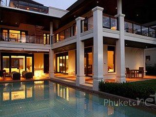 Deluxe 2-Storey Villa near Bangtao Beach - Chalong Bay vacation rentals