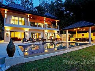 Spacious Hillside Villa near Nai Harn Beach - Nai Harn vacation rentals