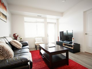 Kensington Suite 2BR, 2BA w/ Heated Parking - Saskatoon vacation rentals