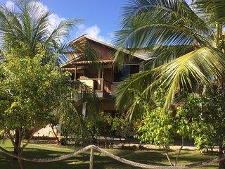 Mansão com 5 Suites  100metros para a praia - Sitio do Conde vacation rentals