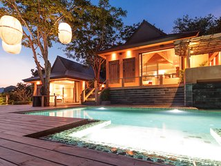 Waterfront luxury villa for 10, with maid and cook - Cape Panwa vacation rentals