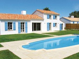 4 bedroom Villa in Saint Gilles Croix De Vie, Pays De La Loire, Vendee, France : ref 2041311 - L'Aiguillon-sur-Vie vacation rentals