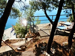 Family house Natura directly by the sea - Senj vacation rentals