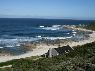 Little piece of heaven right on the beach with 180 degrees sea view, surroun - Cape Saint Francis vacation rentals