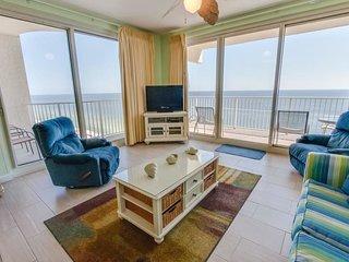 corner unit with wrap around balcony - Panama City Beach vacation rentals