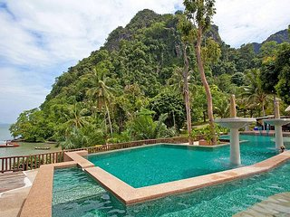 Krabi Beachfront Resort Family Suite No.401 | 2 Bed Villa in Krabi - Railay vacation rentals