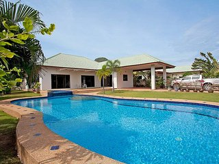 Baan Hua Na | 3 Bed Secluded Pool Villa with Garden in Hua Hin - Nong Kae vacation rentals