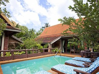 Orchard Paradise | 2 Bed Tropical Pool Villa Ao Nang in Krabi - Pak Nam vacation rentals