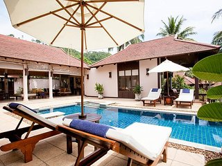 Nice Villa with Shared Outdoor Pool and Balcony - Ko Lanta Yai vacation rentals
