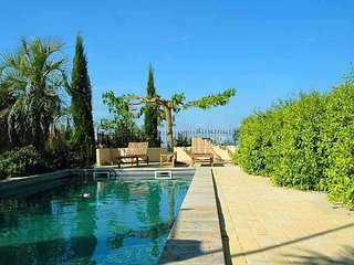 Magalas, Holiday Lettings France with private pool sleeps 8 - Magalas vacation rentals