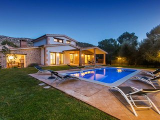 Brand New Villa Private Pool & Large Garden - Sa Pobla vacation rentals