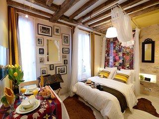 D2DD Bollywood Fox - Paris vacation rentals