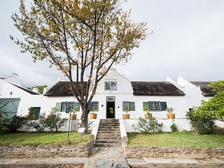 Yellow Wood Self Catering House - Cape Dutch Quarters - Tulbagh vacation rentals