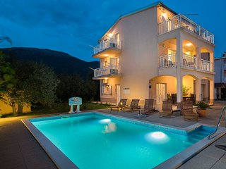 Villa Lucija with swimming pool near Trogir - Trogir vacation rentals