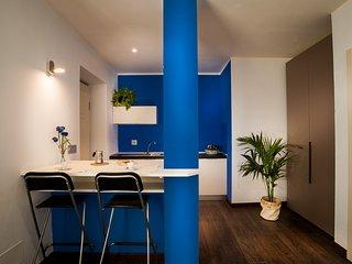 """Arc en Ciel Appartamenti-vacanze """"Blu"""" - Cocconato vacation rentals"""