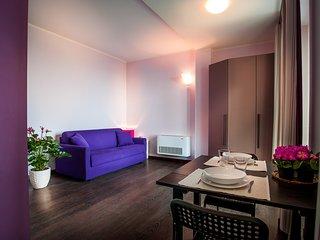 """Arc en Ciel Appartamenti-vacanze """" Viola"""" - Cocconato vacation rentals"""
