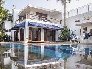 Incredible 3 Bedroom Beach House in Cielo mar - Cartagena vacation rentals