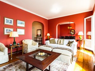 Welcoming 3 Bedroom Apartment in Jardins - Sao Paulo vacation rentals