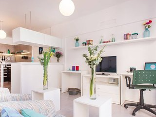 Modern Studio with Unique Patio Overlooking Palermo Soho - Buenos Aires vacation rentals