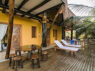 Gorgeous 4 Bedroom Villa on Tropical Barú Island - Isla Baru vacation rentals