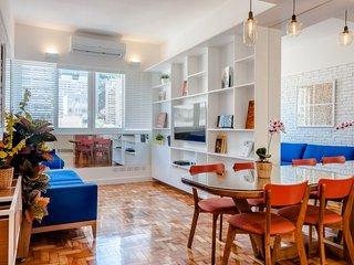 Pleasant 2 Bedroom Apartment Nestled in Ipanema - Rio de Janeiro vacation rentals
