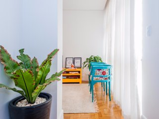 Bright & Cozy 2 Bedroom Apartment in Jardins - Sao Paulo vacation rentals