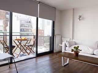 Minimal 2 Bedroom Duplex in Las Cañitas - Buenos Aires vacation rentals