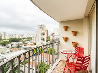 Charming 1 Bedroom Apartment in Moema - Sao Paulo vacation rentals