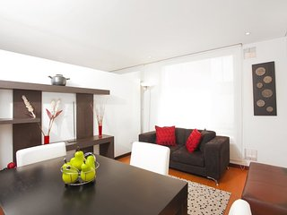 Cozy Studio in Chico Navarra - Bogota vacation rentals