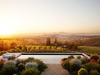 Luxury Vineyard Estate w/ Pool & Amazing Views - Napa vacation rentals