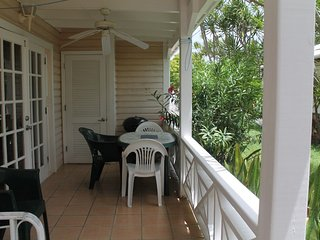 211A1, Ground floor Apt on South Finger, Jolly Harbour - Jolly Harbour vacation rentals