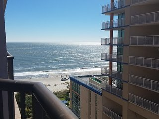 Immaculate 2 bedroom , Great Resort and Great views of the ocean - Myrtle Beach vacation rentals