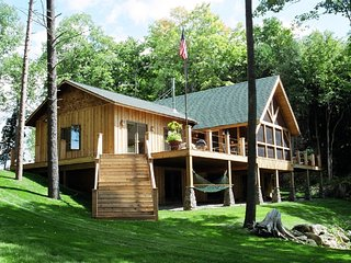 Luxury Lakehouse on Private Cove on Lake Champlain - Colchester vacation rentals