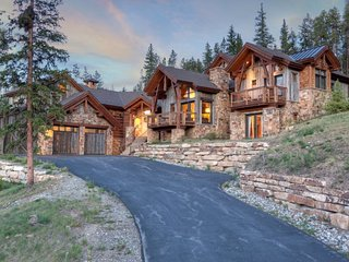 Unparalleled Highlands Home with Three Master Suites and 5,600 Square Feet of - Breckenridge vacation rentals