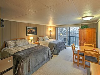 Steps Away from Slopes, Dining, Tubing, Golfing and More - Bellaire vacation rentals