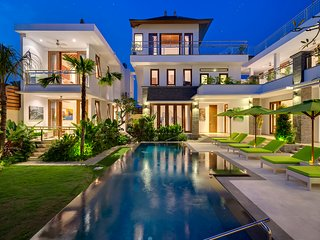 Villa Wiljoba - Spacious & luxurious design near Nelayan Beach, Canggu - Pererenan vacation rentals