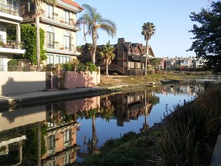 Awesome location,location, location! On the Marina Canals and steps to the beach - Marina del Rey vacation rentals