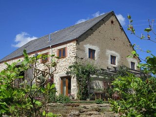 Beautiful 2 bedroom Gite in Nohant-en-Goût with Internet Access - Nohant-en-Goût vacation rentals