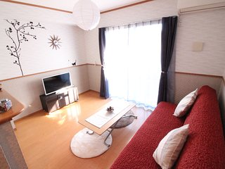 Cute & cozy Good for couple and family. Free Wifi - Taketoyo-cho vacation rentals