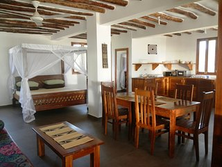 Ki Muri Muri - Gorgeous Beach Apartment with Pool - Pongwe vacation rentals