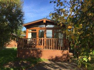 Woolfe Lodge, at Felmoor Park, Northumberland. - Eshott vacation rentals