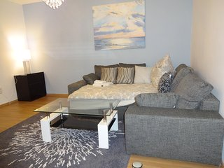 Beautiful 3 Room Apartment by Trade Fair Augsburg - Augsburg vacation rentals