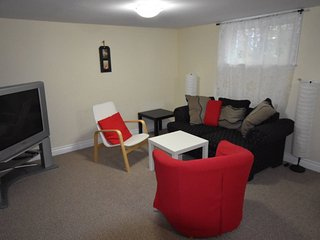 Two Bedroom Lower Level Apartment - Toronto vacation rentals