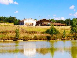 Quatre Chemins - a rural smallholding in Lot et Garonne - Lauzun vacation rentals