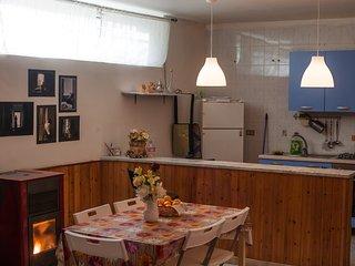 Ampio e confortevole appartamento in villa - tavernetta indipendente - Varcaturo vacation rentals