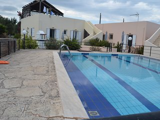 Wonderful Villa with A/C and Television - Drapanos vacation rentals