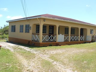 1 Privete Room: Rear Verandah with sea view: Share other facilities with host: - Gingerland vacation rentals