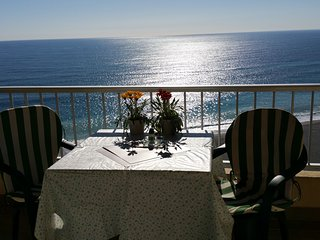 "Beach Frontline ""Elomar""  fantastic sea views - Almunecar vacation rentals"