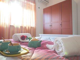 Hibiscus - matrimoniale deluxe - San Vito vacation rentals